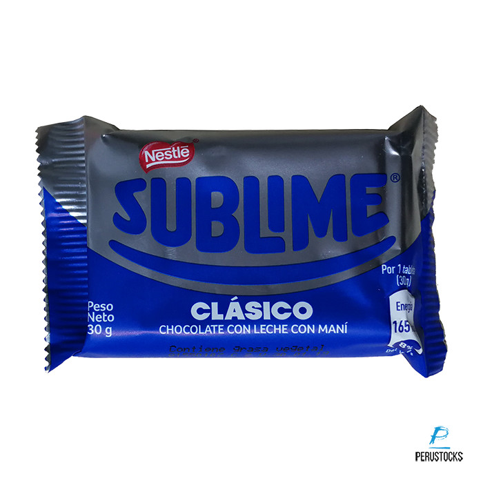Chocolate Sublime 32g