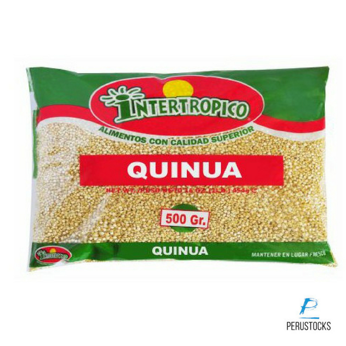 Quinoa Intertrópico 500g